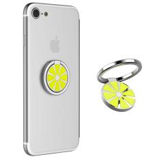 Lemon Phone ring Holder Universal rotasi Finger ring Stand