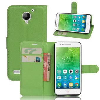 Lenovo C2 timbul sekitar holder lengan pelindung kartu handphone sarung
