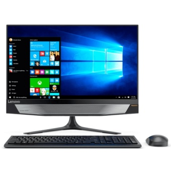 "Lenovo Ideacentre AIO 720-24IKB-0DID - Ci5-7400 - 4GB - 1TB - GTX960 - 23.8"" - Win 10"