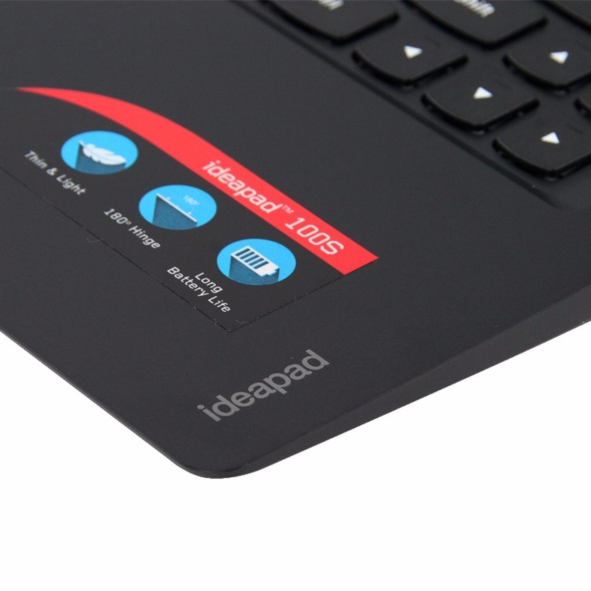 Online Murah Lenovo Ideapad 100s 14ibr 14 Inch Baru Celeron N3060 305 Win10 I3 5005 M330 2gb Silver Ram Hdd 32gb Emmc Windows