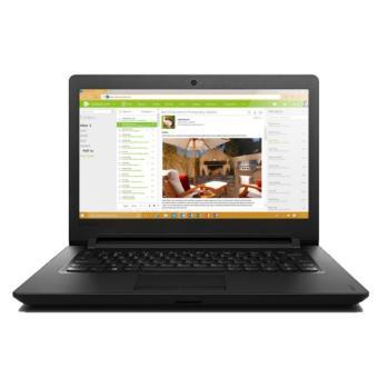 Lenovo IdeaPad 110-14isk #1CID RESMI (Intel Core i3-6100U-4Gb DDR4-AMD R5 M430 2GB-1Tb-14\
