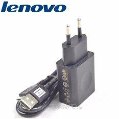 Lenovo Original Charger for Lenovo P780 K900 K910 K920 A850 S820 S960 etc Black [1A/5V]