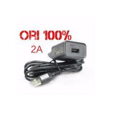 Lenovo Travel Charger Micro USB 2A Original - hitam