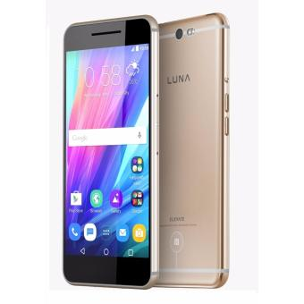 "LIMITED EDITION GOLD LUNA V55C SMARTPHONE, 5.5"", 3GB/64GB, 4G,#VALUE!, DUAL SIM, NFC By FOXCONN"""""""