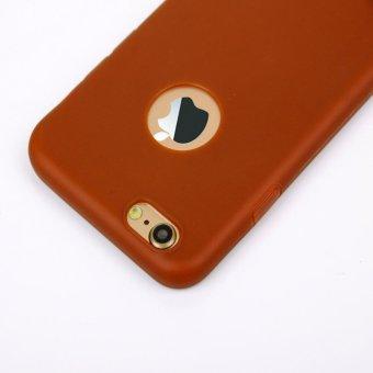 Harga Lize Silicone Case for Apple iPhone 7 Plus Iphone7 Plus Ukuran5.5  Inch iPhone 7G Plus Iphone 7S Plus Softcase Silicone Silikon Casing  Handphone Hijau ... 89766c82d5