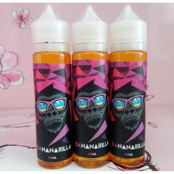 Local Bananarila Liquid vapor 60ml Nic 3mg