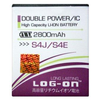 Log On Baterai Advan S4J / S4E - Double Power Battery - 2800 mAh