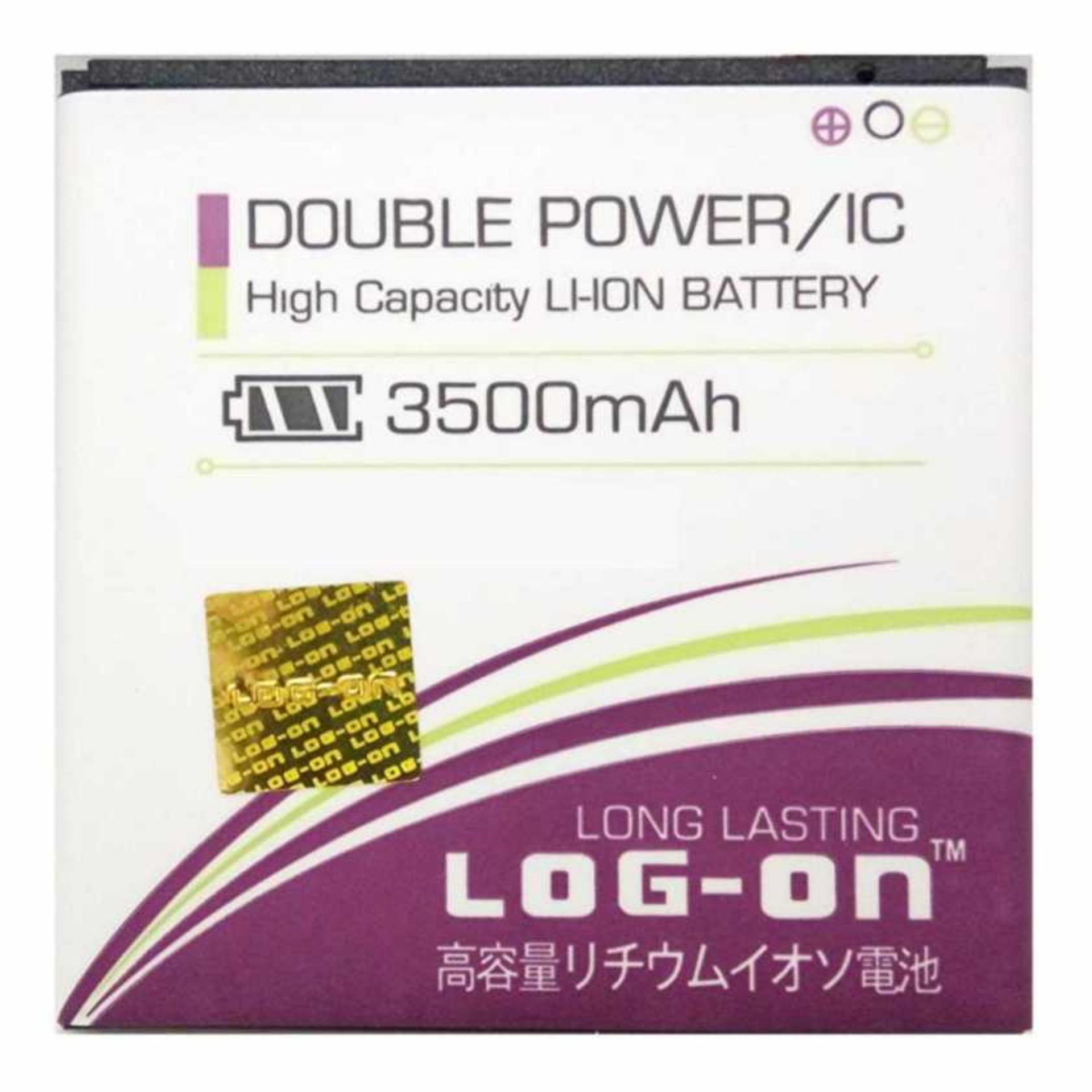 Flash Sale Log On Battery Baterai Double Power EP500 SONY ERICSSON ST15i - 3500mah