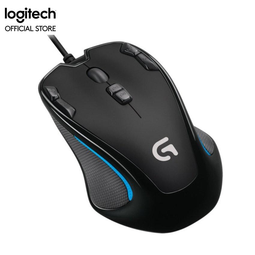 Logitech G300s Gaming Mouse- Hitam