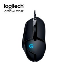 Logitech G402 Hyperion Fury Mouse Gaming - Hitam