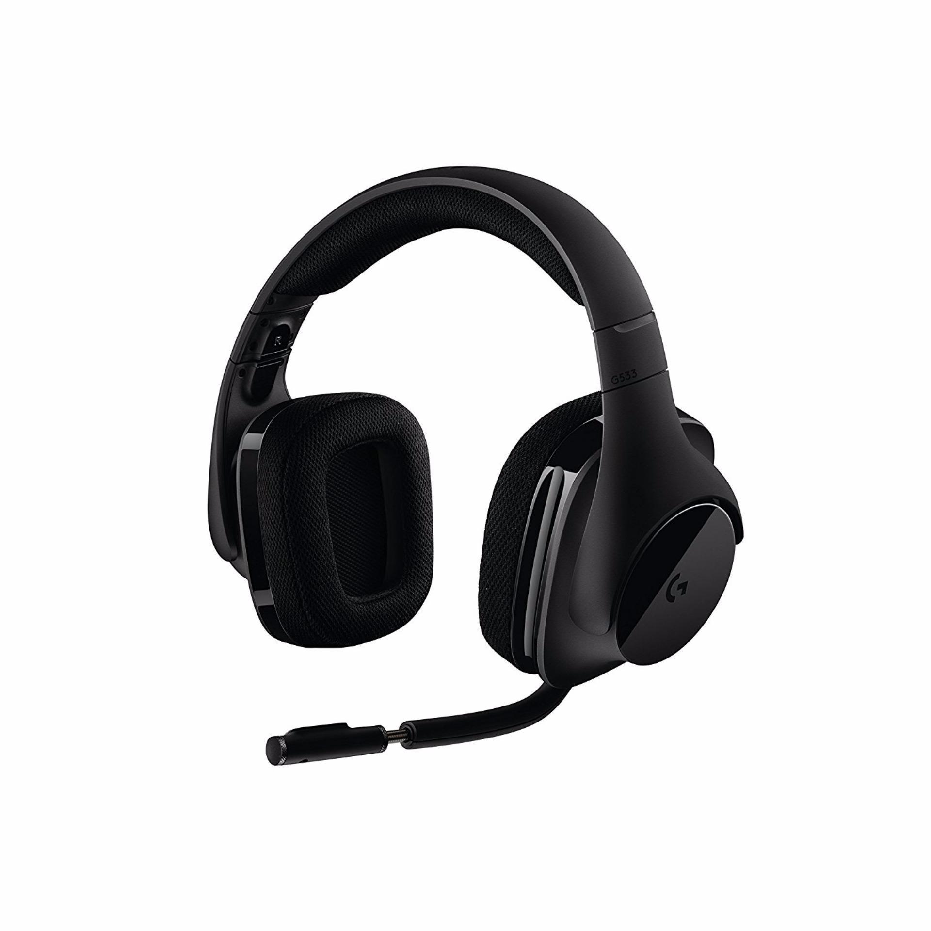 Price Checker Logitech G533 Wireless Dts 71 Surround Sound Gaming Sades Headset Tpower Sa 701 Flash Sale Intl