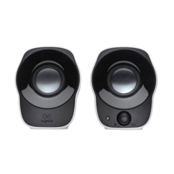 Logitech Z120 Speaker 2.0 High Quality Product - 2