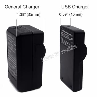 Detail Gambar LP-E10 Ultra Slim USB Charger For Canon EOS 1100D EOS 1200D EOSKiss X50 EOS Rebel T3 Camera - intl dan Variasi Modelnya