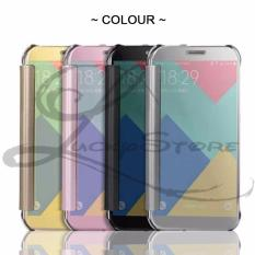... view transparan auto lock casing hp. RP 68.040. RP 159.600. -57%. Lucky Case Samsung Galaxy J5 2016 (SM-J510) Flipcase Flip Mirror Cover S