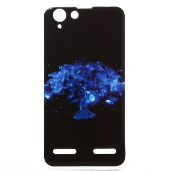 Luminous Tree Soft IMD TPU Protective Case for Lenovo Vibe K5 Plus / Vibe K5 - - intl