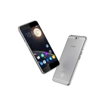 "LUNA V55C SMARTPHONE, 5.5"", RAM 3GB/64GB ROM, 4G LTE, ANDROID MARSHMALLOW, QUADCORE 2.5GHZ, 13MP/8MP CAMERA, 2990mAh, DUAL SIM, NFC Access"