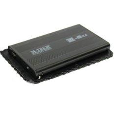 M-Tech Casing Hardisk External 2.5 Sata - USB 2.0