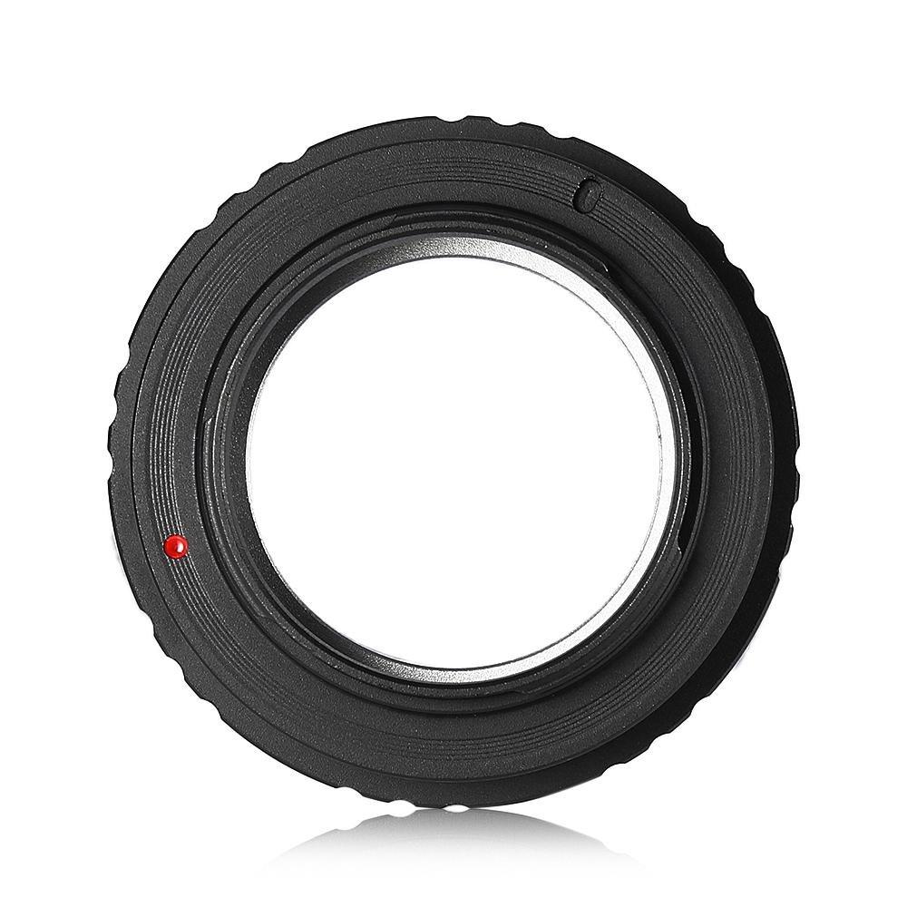M42 Lens Adapter Ring to Fuji X Camera(Black)(OVERSEAS) - intl