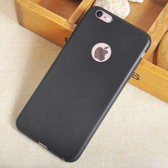 Macaroon Case With Hole at Logo Apple iPhone 7 Plus