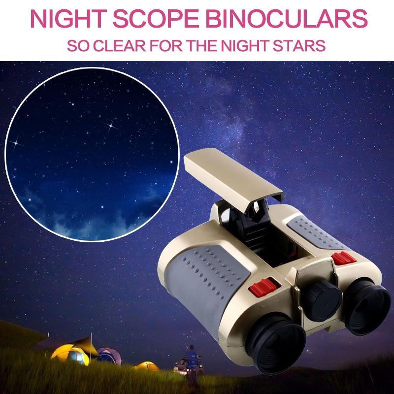 Malam Vision Penampil Pengawasan Lingkup Keamanan Teropong Pengintai Baru ...