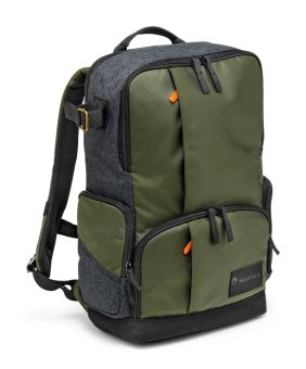 Manfrotto Bags - Manfrotto Mb Ms-Bp-Igr Street Backpack