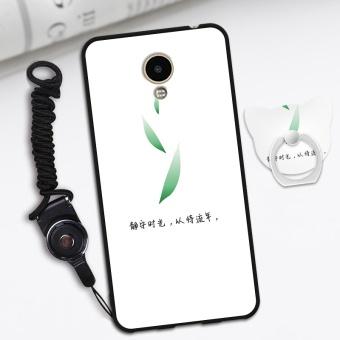 Gambar Meizu a5 a5 kartun silikon merek populer semua termasuk soft shell shell telepon