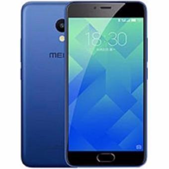 harga Meizu M5 RAM 2/16 - Blue - Garansi Resmi Lazada.co.id