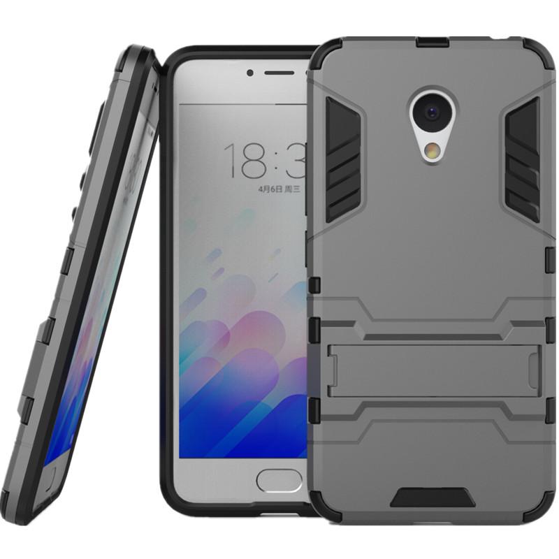Meizu note3/m3note/m681q menjatuhkan resistensi pelindung cangkang keras set ponsel