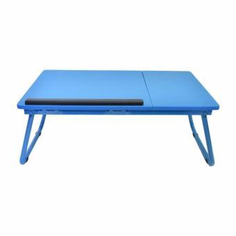 Meja Laptop Lipat Informa  FOLDING TABLE Oxy</strong> <br> Produk Laptop stands ini dijual oleh lazada.co.id dengan harga IDR385,000.00. <br> Diskon: 23%. Harga asli: IDR500,000.00.  <br> <a href=