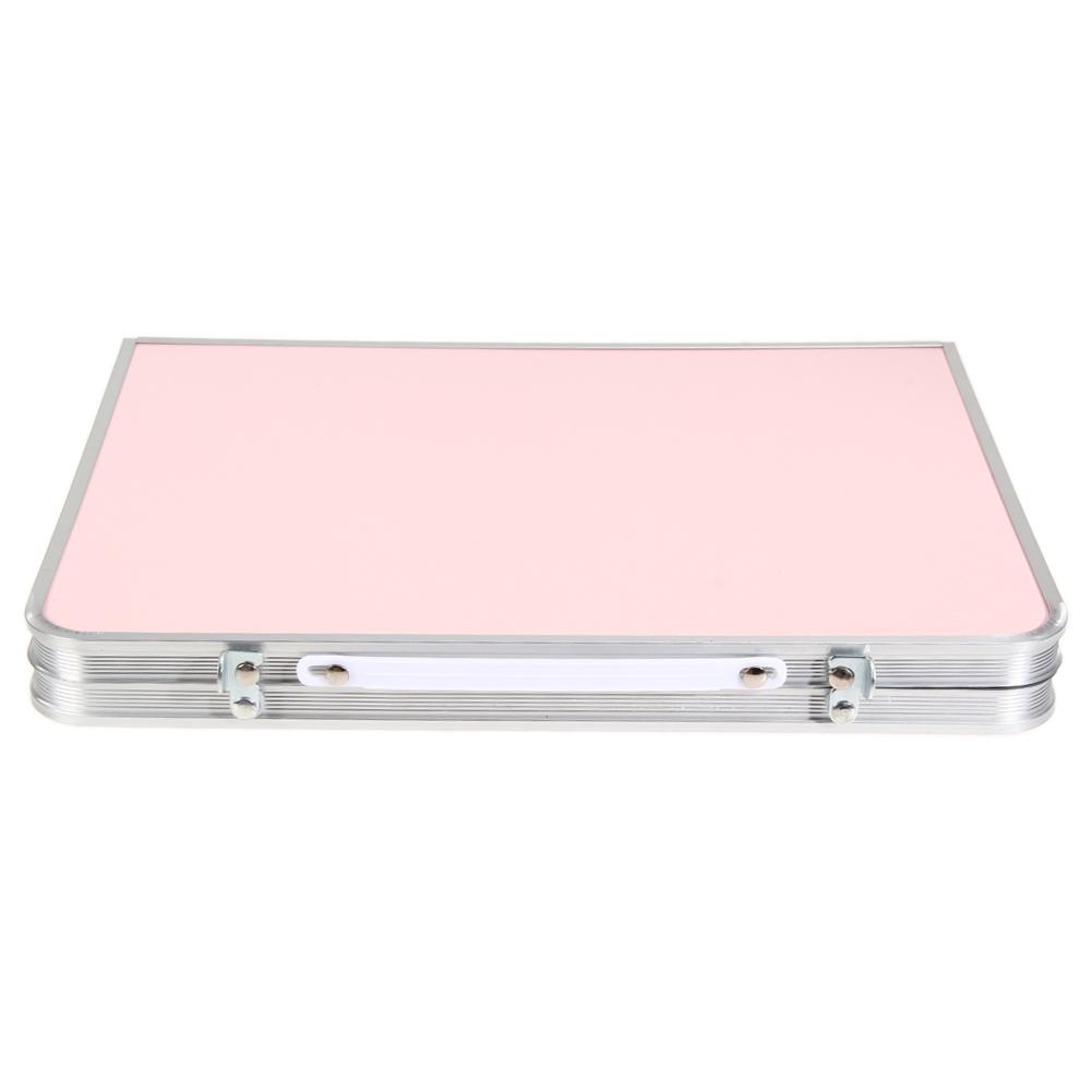 Pencarian Termurah Meja Laptop Portable Lipat Komputer Stand Jati Notebook Ranjang Berwarna Merah Muda