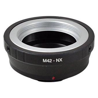 M42 Sekrup Lensa Untuk Samsung Adaptor Nx Cincin Nx10 Nx11 Nx5 Nx100 Source · MENGS M42 NX Lens Mount Adapter Ring Aluminum Material For M42 Lens To Samsung ...