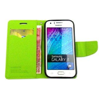 Samsung Galaxy Tab 4 8 inch Casing Cover Flip - Cokelat Hitam.