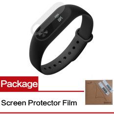 Mi Band 2 Smart Bluetooth Gelang (Hitam)