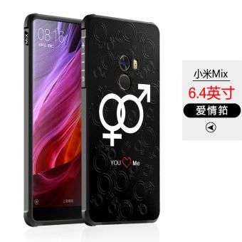 Update Harga Mi mix2/mix2 handphone Xiaomi shell IDR183,500.00  di Lazada ID