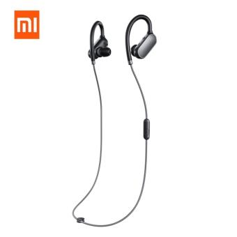 Mi Olahraga Bluetooth Earphone V4.1 Headset Nirkabel Musik Earbud Headphone Ipx4 Tahan Air Xiaomi