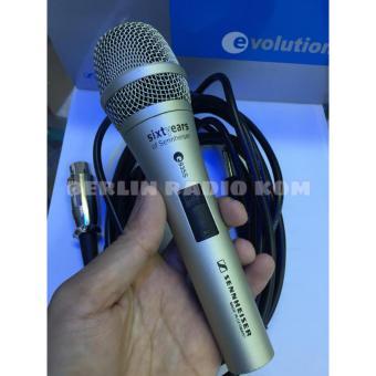 Crystal Microphone Kabel Karaoke Cm 001 Hitam Best Buy of Best Price Source · Detail Gambar