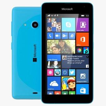 Microsoft Lumia 535 Dual SIM - RM1090 - 8GB - Biru