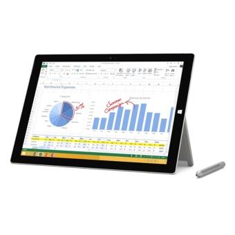 Microsoft Surface Pro 4 [Core i5, 8GB, 256GB, Windows 10] Silver