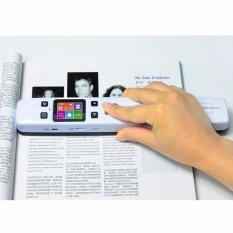 Mini Portable Scanner Handy Document Scanner 2017 New WirelessWifii Scan 1050dpi - intl