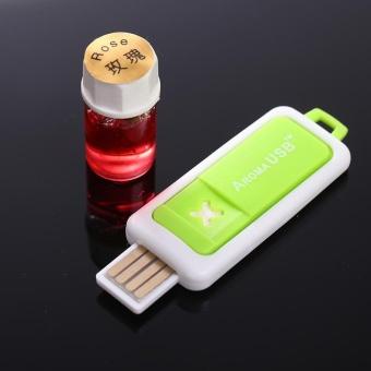 Mini USB Car Aromatherapy Diffuser Humidifiers Essential OilEffective - intl