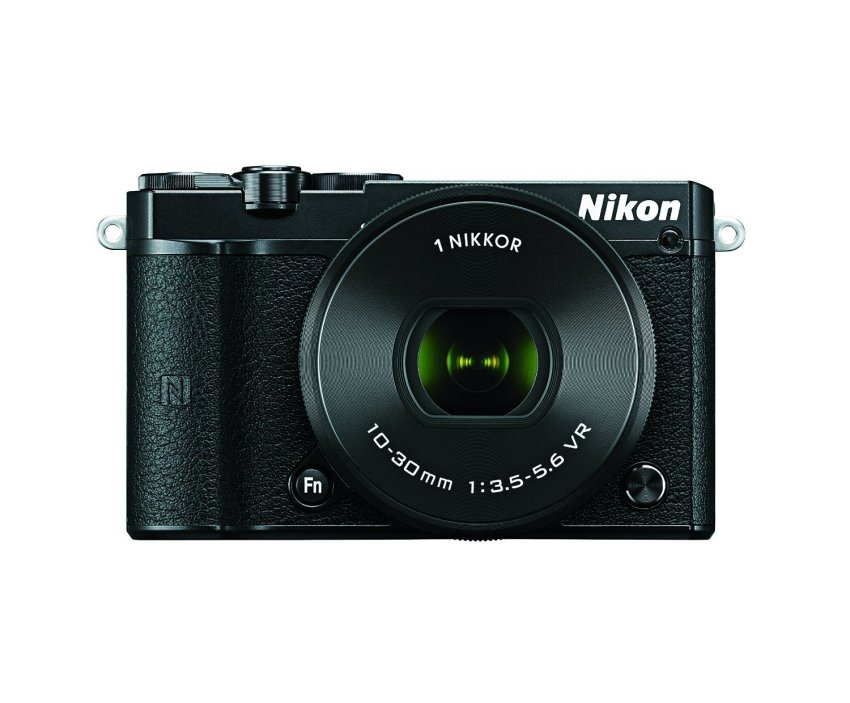 Mirrorless Digital Camera 10-30mm PD-ZOOM Lens (Black) - intl