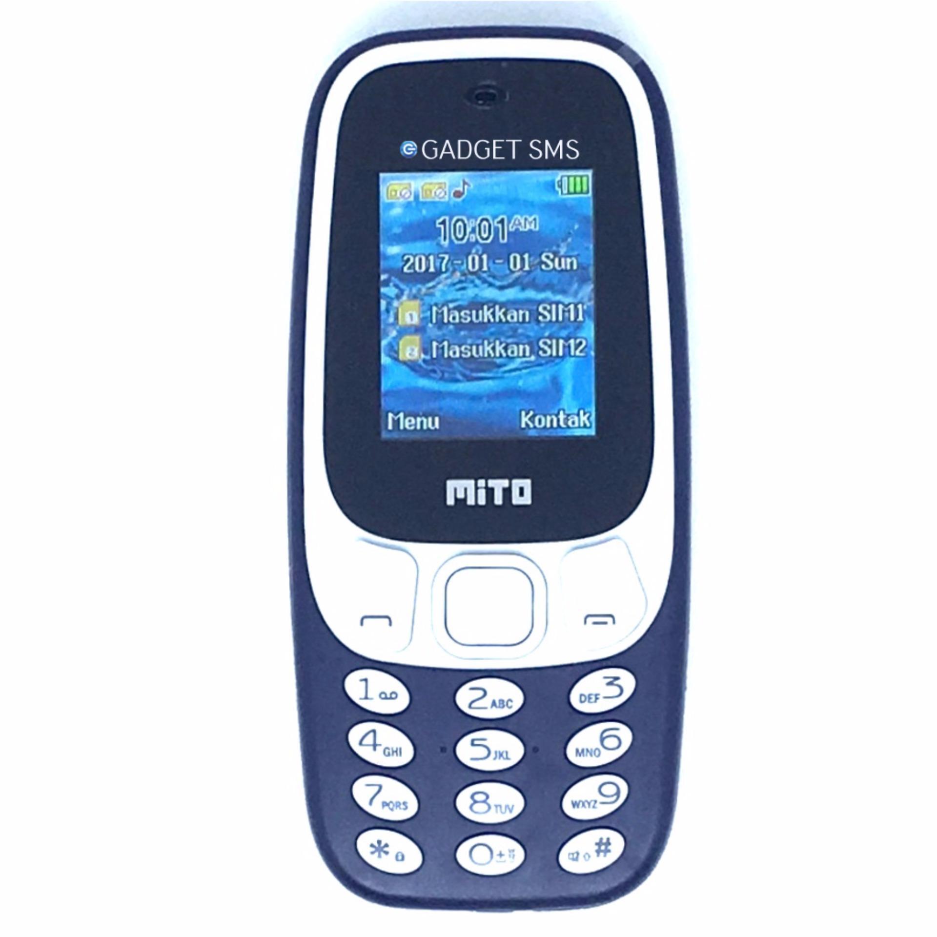 Battery 500mAh Mito 151 Candybar