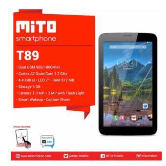 Mito T89 Tablet - 8GB - Hitam