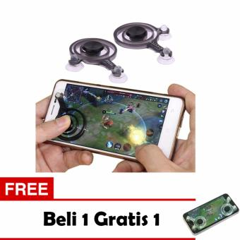 Mobile Joystick Game pad Touch Screen Joystick Perfect Mobile Game Controller For iPhone Android iPadmini Tablet