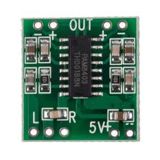 Modul Audio SuperCart Mini Digital DC 5 V Papan amplifier D 2 x 3 Watt USB