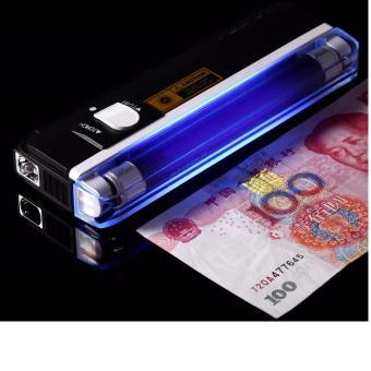 Money Detector Portable - Alat Periksa Uang Palsu Alat PendeteksiUang Portable Multifungsi + Senter