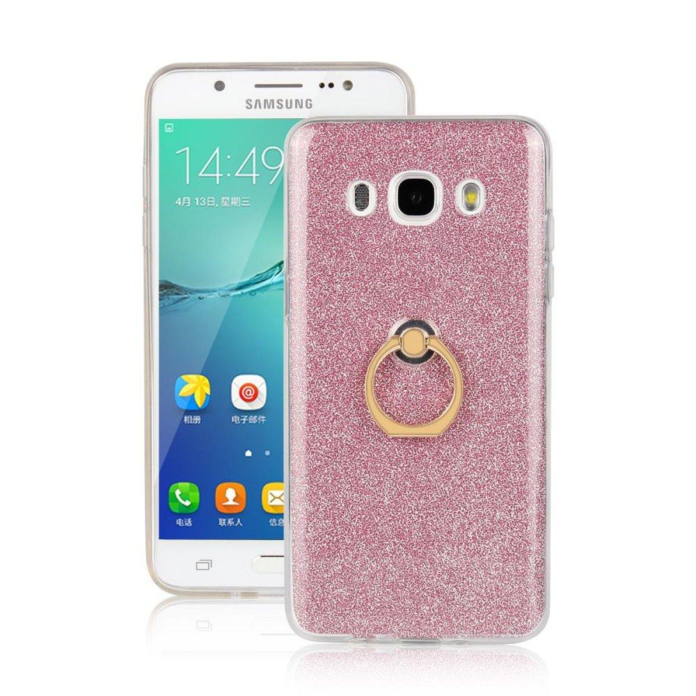 Mooncase Case For Samsung Galaxy J7 2016 Glitter Bling Prints Flexible Soft TPU .
