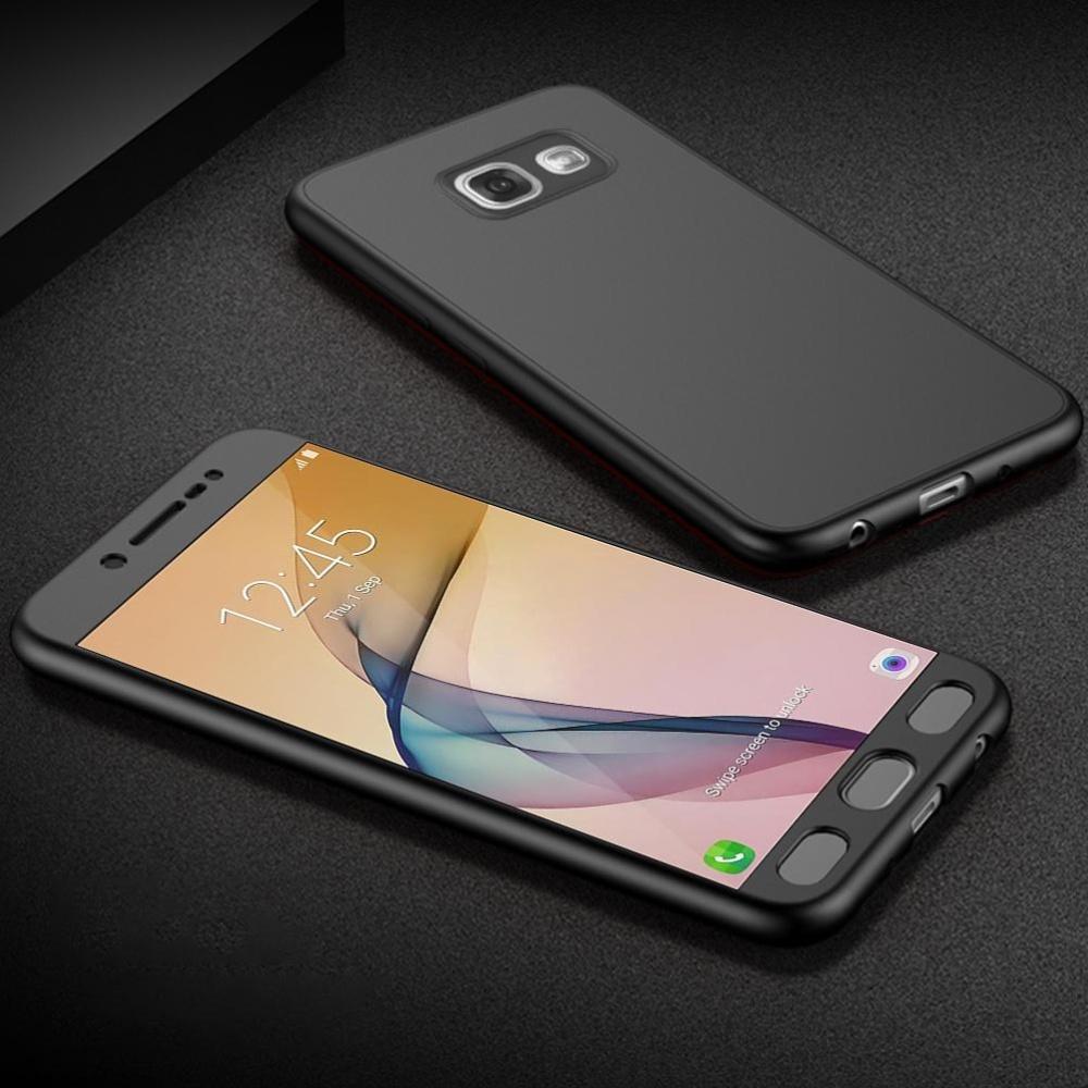 ... MOONCASE Galaxy J5 Prime (2017) Full-Body Case Shockproof Soft TPU Matte Finish ...