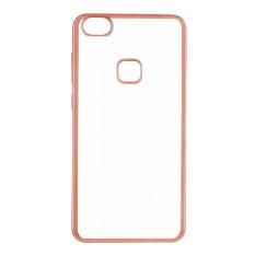 Moonmini Slim Tipis Lembut TPU Telepon Kembali Casing Penutup untuk Vivo X6 (Multicolor)