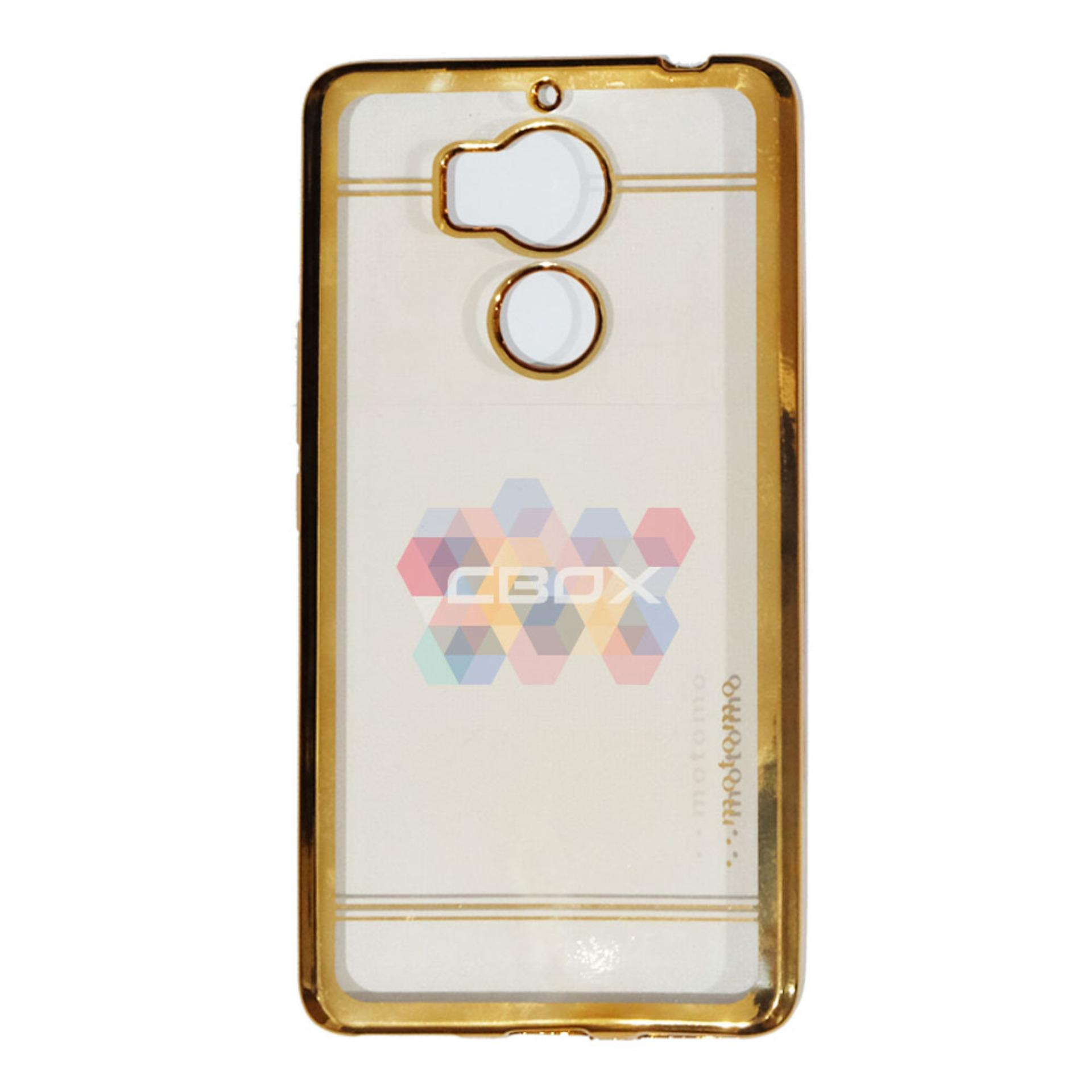 ... Motomo Chrome TPU Case Infinix Zero 4 X555 Softcase Shining ClearList Glossy / Soft Jelly Case ...
